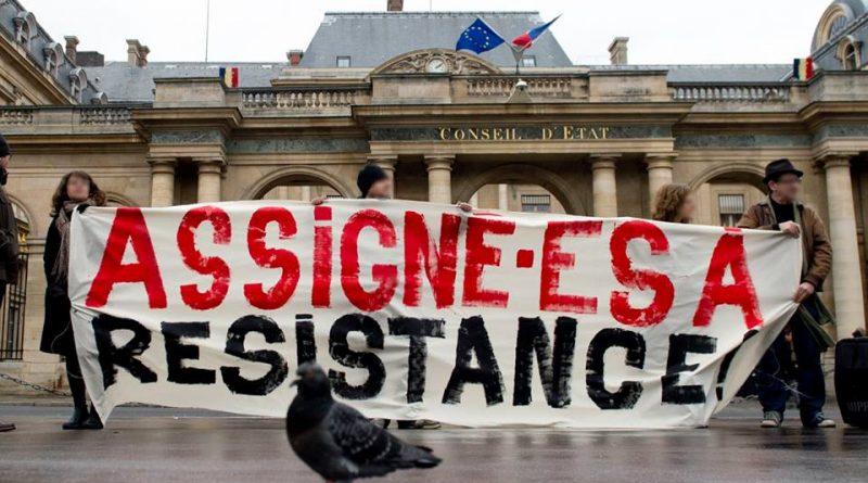 Assigné.e.s à résistance