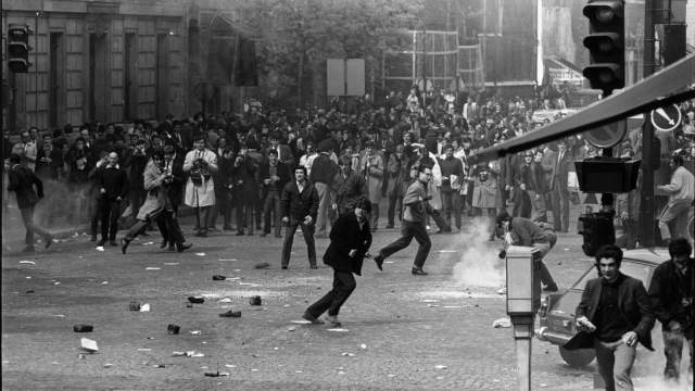 Retour sur Mai 68