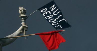 Nuit Debout Nîmes, toujours là!