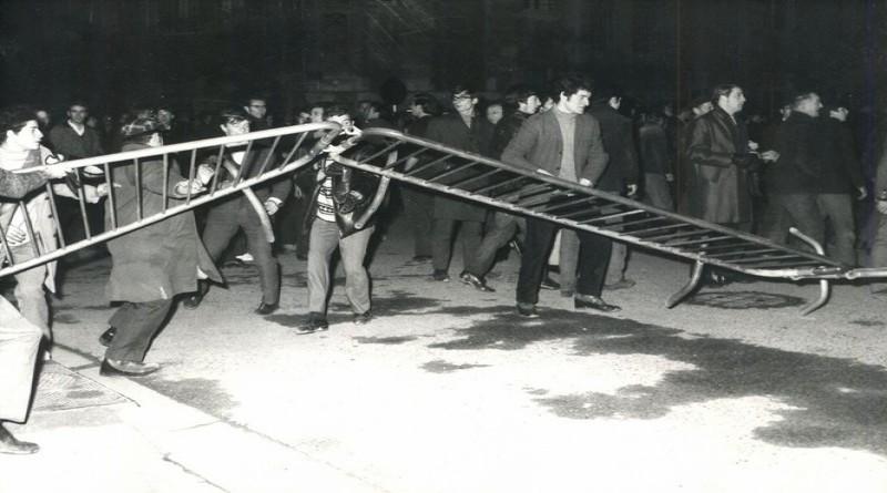 A Caen, Mai 68 dès janvier - Les Utopiques