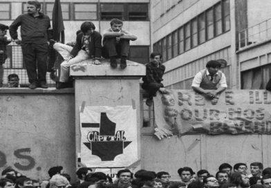 Quatre métallurgistes dans Mai 68