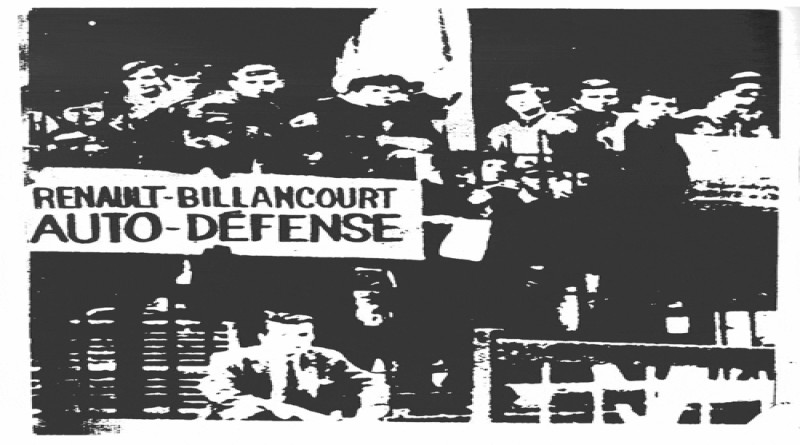 Quatre métallurgistes dans Mai 68 – 68, fusion de désirs de révolte