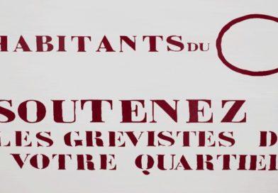 Quatre métallurgistes dans Mai 68 – A Billancourt et dans le 18ème…