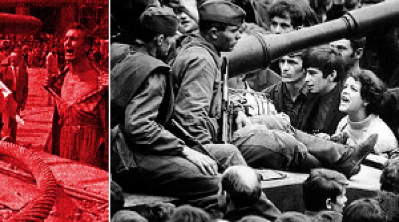 Le 5 janvier, 1968 commence àPrague