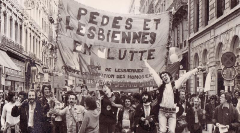 Mai 68 et le Front homosexuel d'action révolutionnaire