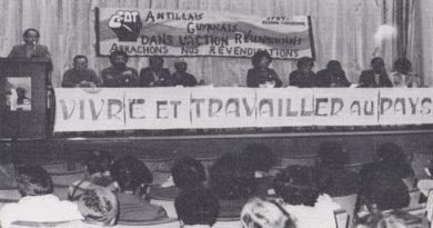 Antillais.es, Guyanais.es, Réunionnais.es en lutte