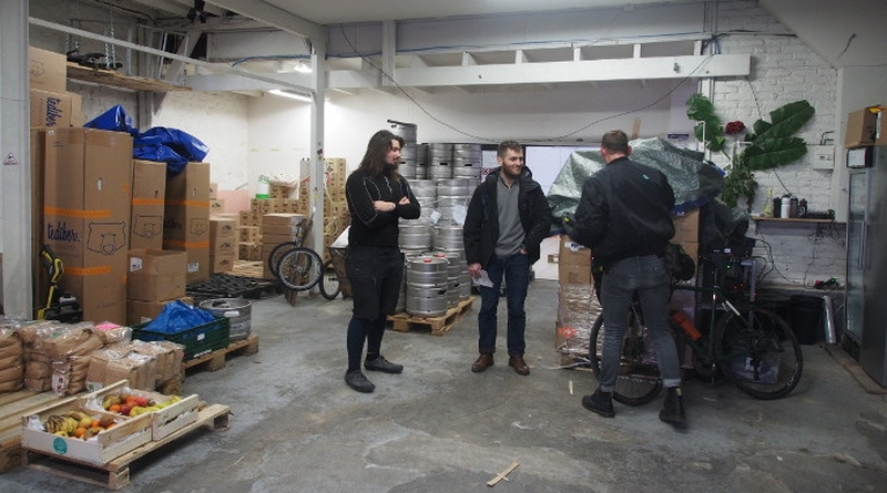 Coopcycle : Une plateforme coopérative