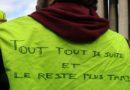 Les Gilets jaunes : de l'urgence à poser des questions pour le syndicalisme