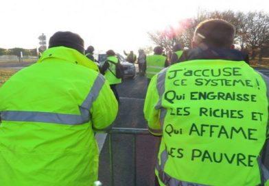 Journaliste et Gilet jaune à Toulouse